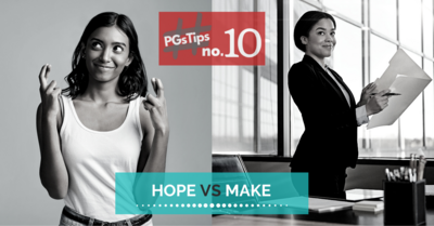 Hope vs Make