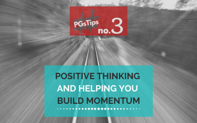 Positive Thinking and Helping You Build Momentum